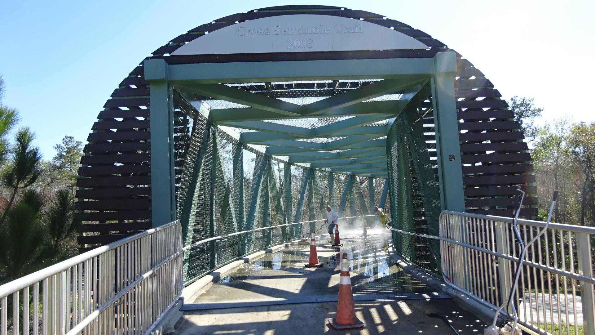 17-92 Cross Seminole Bridge
